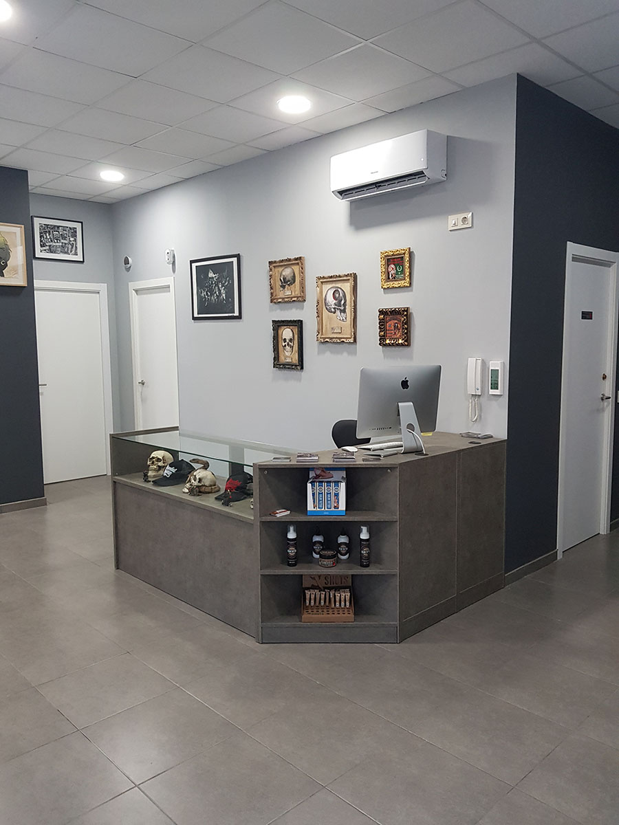 Local Evolution Tattoo Barber